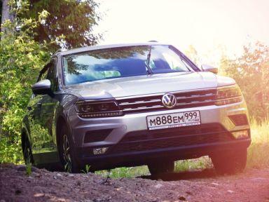 Volkswagen Tiguan 2018 отзыв автора | Дата публикации 28.07.2020.