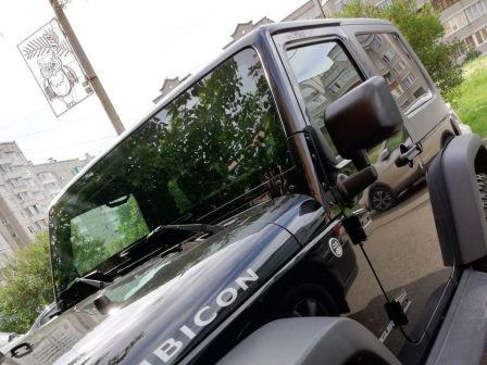 Jeep Wrangler 2008 - отзыв владельца