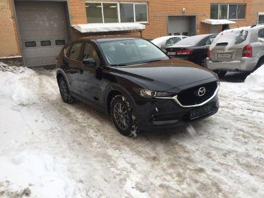 Mazda CX-5 2018 отзыв автора | Дата публикации 31.07.2020.