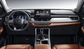 Geely Emgrand X7, 2016