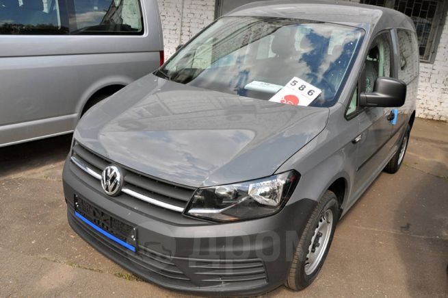 Volkswagen Caddy, 2020 год, 1 634 400 руб.
