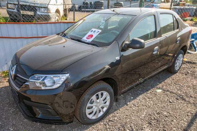 Renault Logan, 2020 год, 868 900 руб.