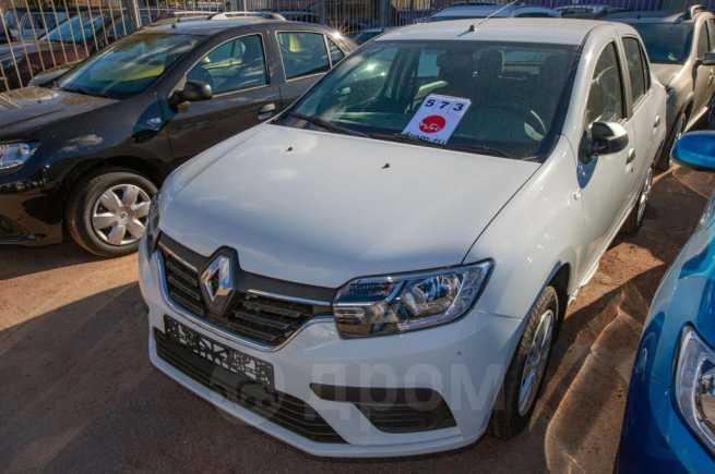 Renault Logan, 2020 год, 703 990 руб.