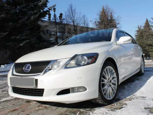 Lexus GS450h, 2008 год, 900 000 руб.
