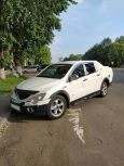 SsangYong Actyon Sports, 2007 год, 410 000 руб.