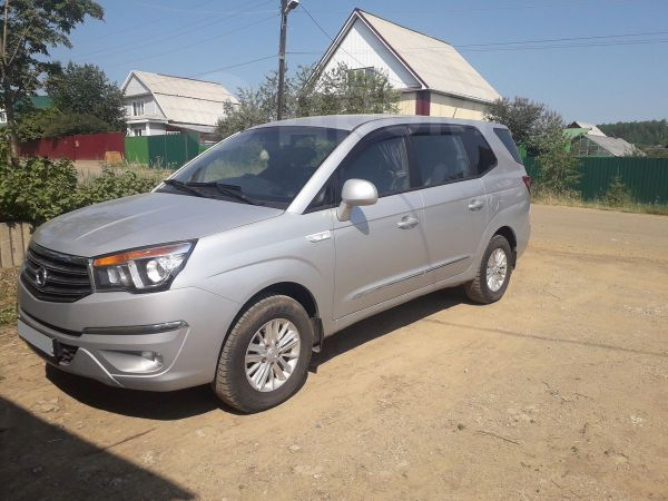 SsangYong Stavic, 2013 год, 850 000 руб.