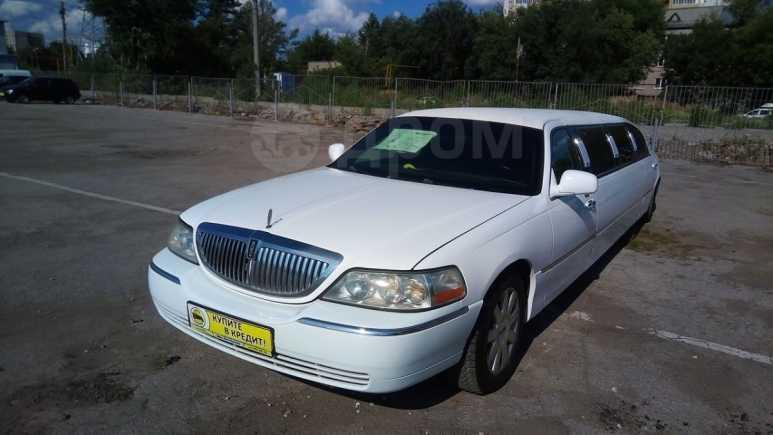 Lincoln Town Car, 2003 год, 169 000 руб.