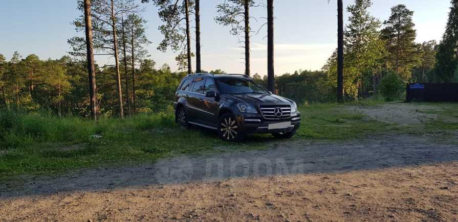 Mercedes-Benz GL-Class, 2012 год, 1 380 000 руб.