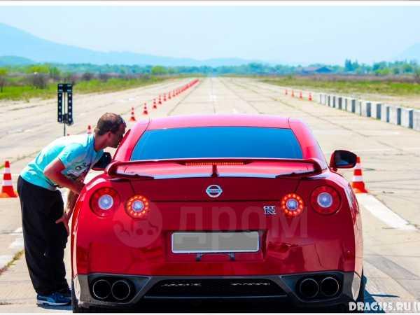 Nissan GT-R, 2008 год, 3 900 000 руб.