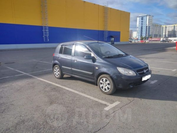 Hyundai Getz, 2006 год, 255 000 руб.