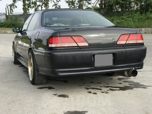 Toyota Cresta, 1998 год, 550 000 руб.