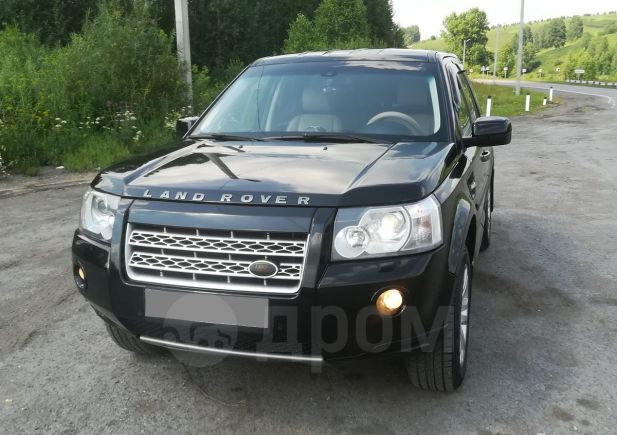 Land Rover Freelander, 2008 год, 680 000 руб.