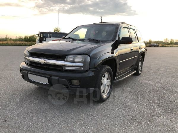 Chevrolet TrailBlazer, 2005 год, 550 000 руб.