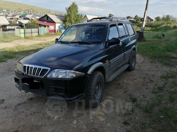 SsangYong Musso, 1994 год, 220 000 руб.
