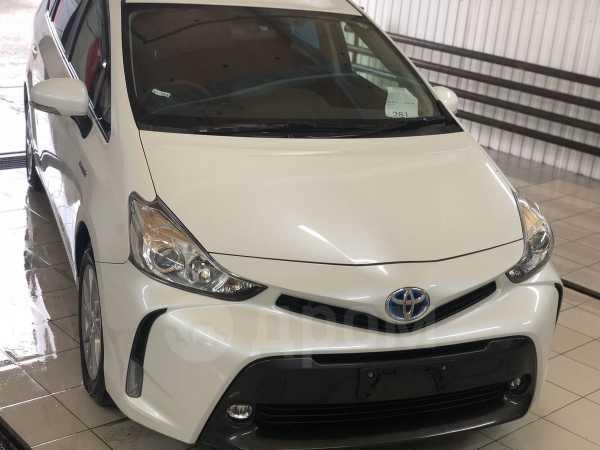 Toyota Prius a, 2015 год, 1 000 000 руб.