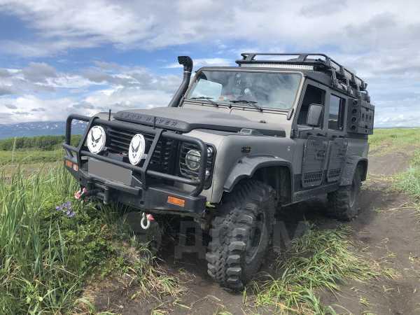Land Rover Defender, 2007 год, 1 600 000 руб.