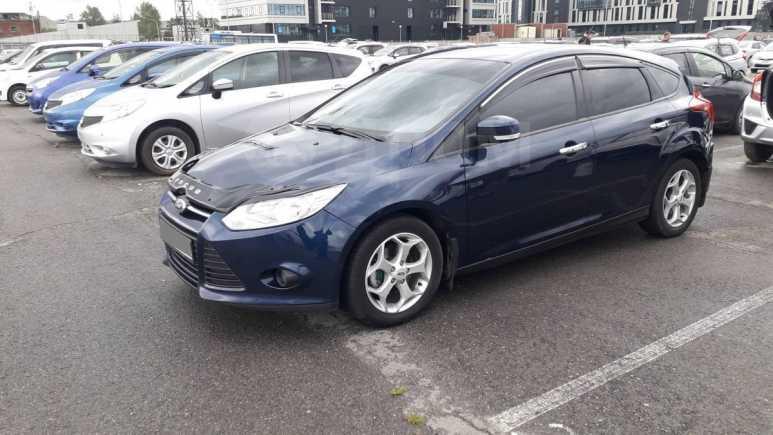Ford Focus, 2012 год, 517 000 руб.