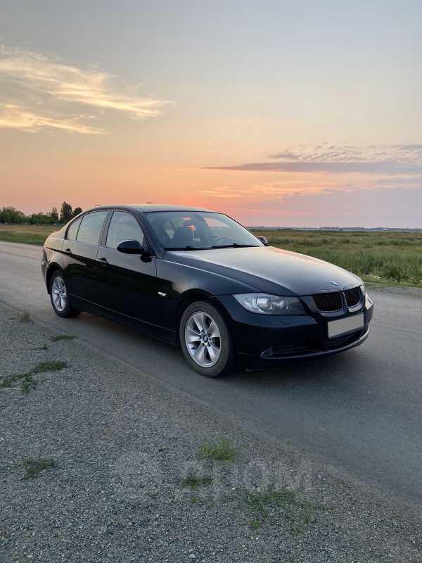 BMW 3-Series, 2007 год, 510 000 руб.
