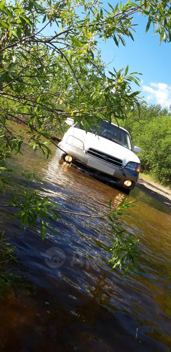 Subaru Outback, 2002 год, 170 000 руб.