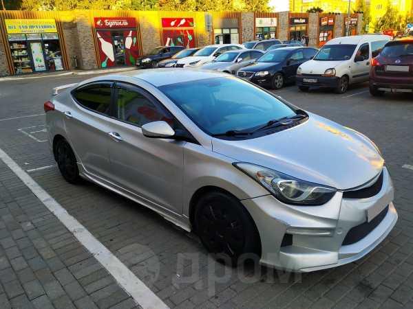 Hyundai Avante, 2011 год, 430 000 руб.