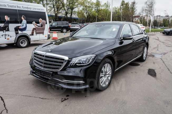 Mercedes-Benz S-Class, 2019 год, 7 276 532 руб.