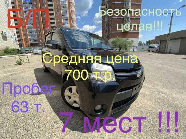 Toyota Sienta, 2015 год, 550 000 руб.