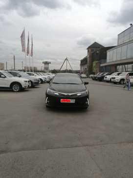 Челябинск Corolla 2017