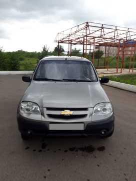 Черногорск Niva 2009