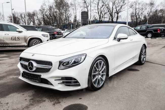 Mercedes-Benz S-Class, 2019 год, 10 223 609 руб.