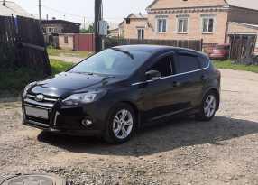 Черногорск Focus 2013