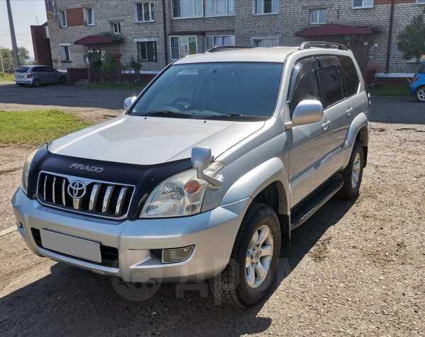 Toyota Land Cruiser Prado, 2002 год, 990 000 руб.