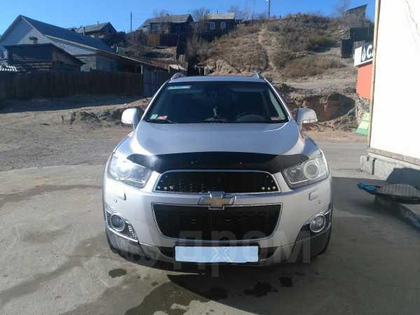 Chevrolet Captiva, 2011 год, 780 000 руб.