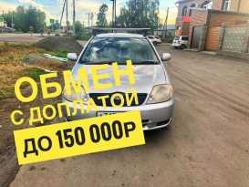 Барнаул Corolla Runx 2001