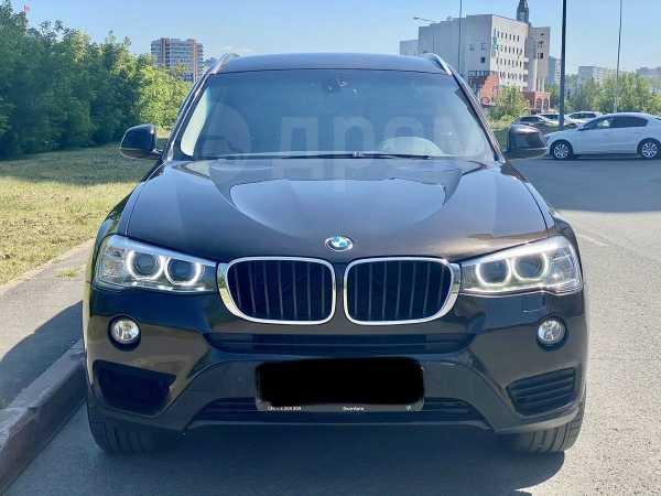 BMW X3, 2014 год, 1 490 000 руб.