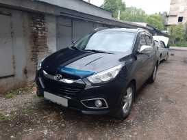 Хурба Hyundai ix35 2012