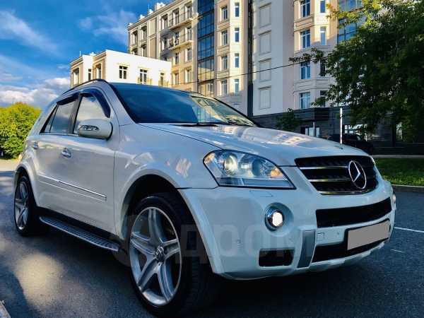 Mercedes-Benz M-Class, 2008 год, 1 180 000 руб.