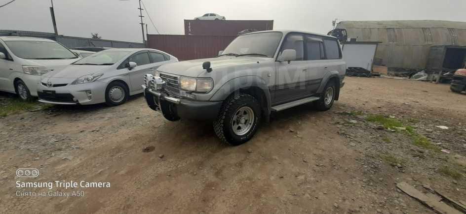 Toyota Land Cruiser, 1996 год, 990 000 руб.