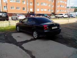Муравленко Avensis 2007