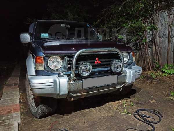 Mitsubishi Pajero, 1992 год, 230 000 руб.