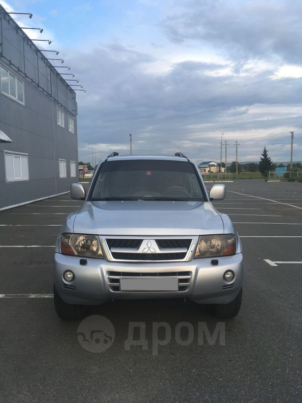 Mitsubishi Pajero, 2003 год, 675 000 руб.