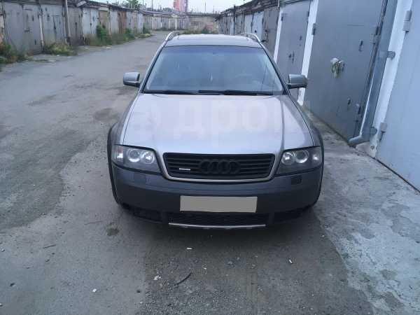 Audi A6 allroad quattro, 2004 год, 520 000 руб.