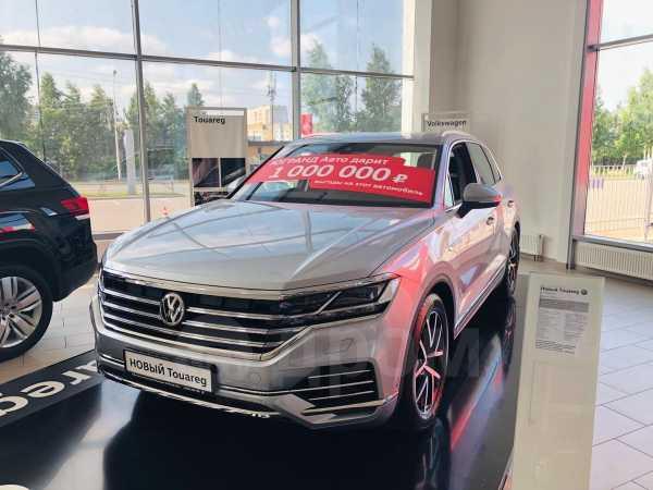 Volkswagen Touareg, 2018 год, 4 690 000 руб.