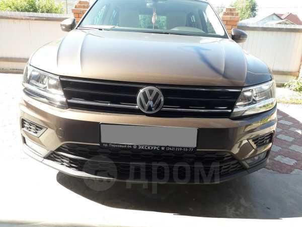 Volkswagen Tiguan, 2018 год, 1 890 000 руб.