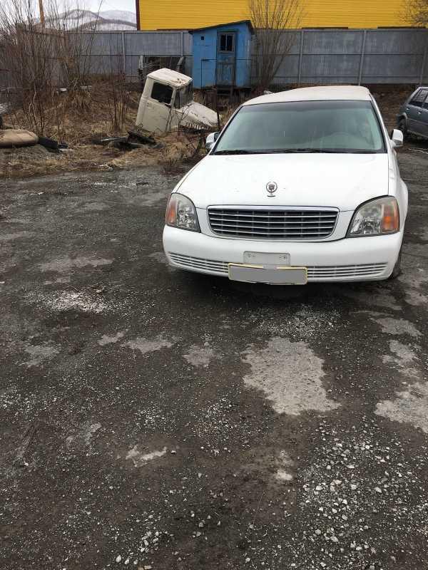 Cadillac DeVille, 2001 год, 500 000 руб.