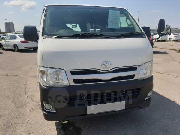 Toyota Hiace, 2010 год, 1 250 000 руб.