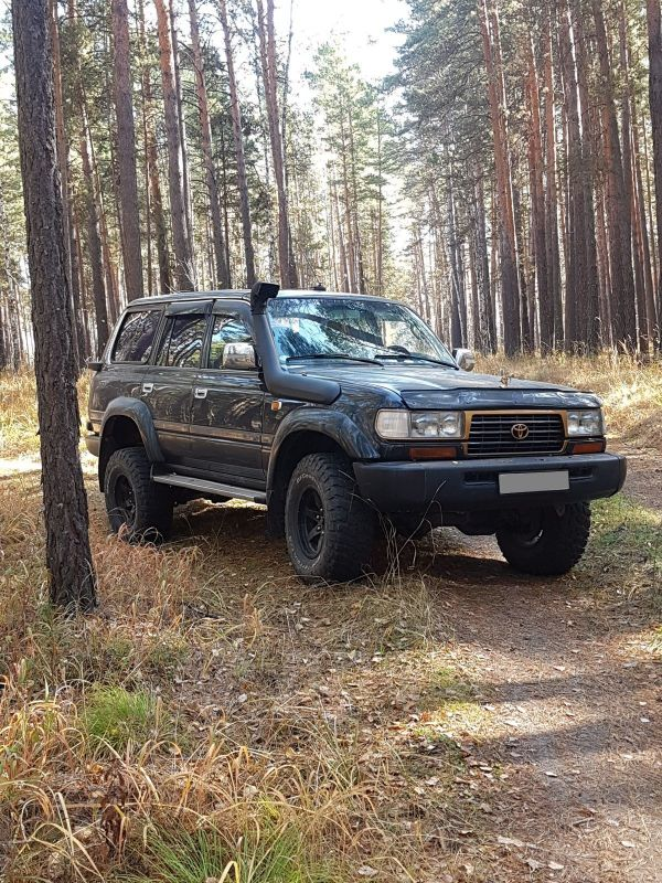 Toyota Land Cruiser, 1995 год, 840 000 руб.