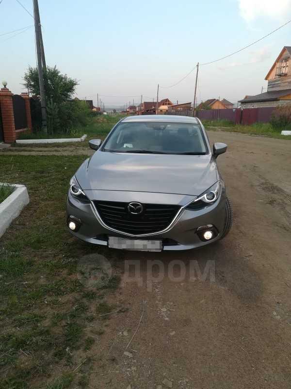 Mazda Axela, 2015 год, 820 000 руб.