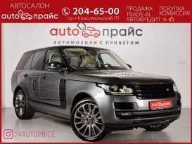 Красноярск Range Rover 2015