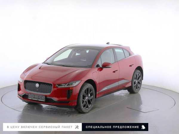 Jaguar I-Pace, 2019 год, 7 583 000 руб.