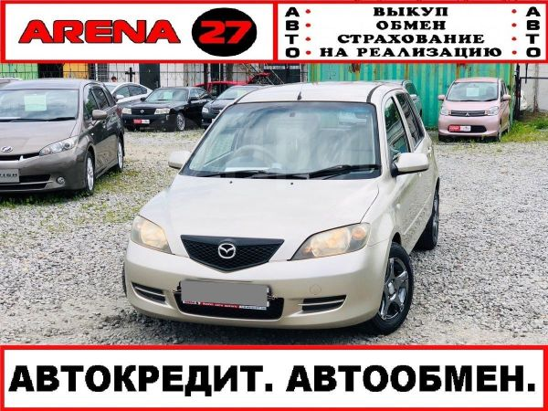 Mazda Demio, 2002 год, 268 000 руб.